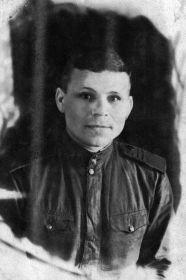 Мининков Николай, ст. сержант