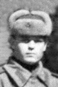 Константинов Василий Константинович, 1922-?, сержант, стрелок-радист