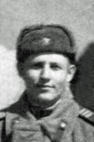 Горячев Евгений Иванович, 1923-?, сержант, механик по вооружению