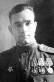 Герасимов Николай Константинович, 15.06.1912 - 4.11.2002, подполковник, командир полка