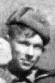 Крюков Аполинар Фёдорович, 1922-?, мл. сержант, воздушный стрелок
