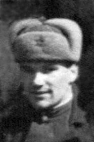 Листаров Александр Георгиевич, 1916-?, ст. лейтенант, командир авиаэскадрильи