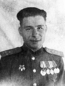 Гусев Леонид Иванович, 1922-?, лейтенант, лётчик