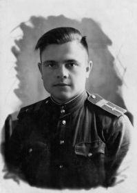 Долматов Иван Анисимович, 1921-07.03.1945, старшина, стрелок-радист