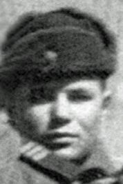 Марьев Виктор Филиппович, 1924-?, сержант технической службы