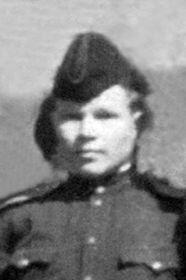 Задорин Леонид Афанасьевич, 23.09.1923- ?, мл. лейтенант, лётчик