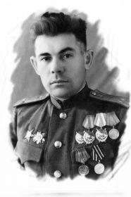 Кожевников Ванифатий Алексеевич, 14.12.1910, командир полка
