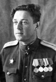 Купцов Виталий Данилович, 11.05.1919-?, инженер эскадрильи по спецоборудованию