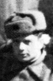 Адолин Геннадий Александрович, 1917-?, старшина, стрелок-радист