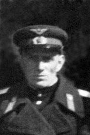 Корицкий Георгий Емельянович, 20.04.1908-?, инженер-майор, ст. инженер полка