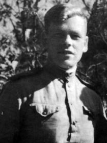 Гетман Степан Максимович, 1914-13.05.1982, старшина техслужбы