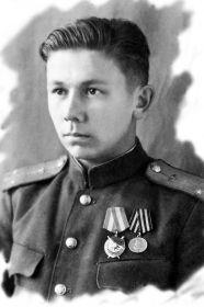 Быков Борис Иванович, 1922-?, лейтенант, штурман