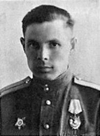 Курдюмов Иван Михайлович, 1917-?, лейтенант, штурман