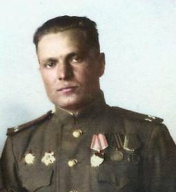 Стариков Алексей Дмитриевич