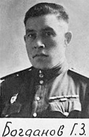 Богданов Галли (Галий) Зангирович, 23.02.1912-2009, капитан, штурман