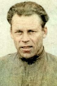Кудымов Петр Алексеевич