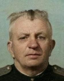 Сергейчик Тимофей Федорович- дивизионный инденер