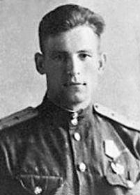 Ашитков Иван Алексеевич, 07.02.1918-?, лейтенант, штурман
