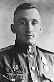 Ефремов Иван Федотович, 1919-?, ст. лейтенант, штурман