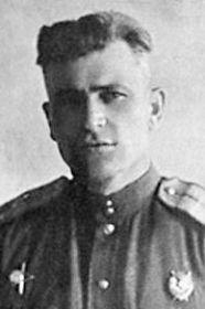 Ветров Василий Прокофьевич, 01.01.1912-?, старший лейтенант, штурман, адьютант эскадрильи