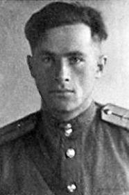 Украинец Аполинар Михайлович, 1921-?, лейтенант, штурман
