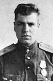 Шаверский Олег Константинович, 04.05.1918-?, лейтенант, штурман