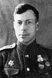 Воронов Глеб Борисович, 1920-?, ст. лейтенант, штурман