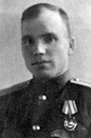 Герасимов Тимофей Александрович, 19.01.1916 -?, лейтенант, штурман
