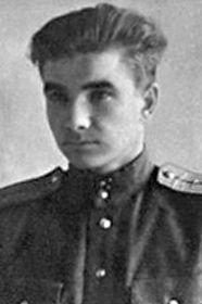 Жигулёв Василий Иванович, 06.01.1922-?, лейтенант, штурман