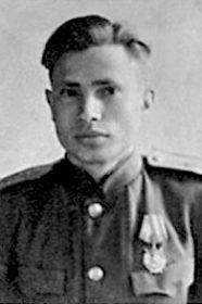 Недорезов Борис Алексеевич, 28.10.1922-?, лейтенант, штурман