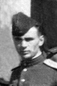 Вакуленко Пётр Иосифович, 1922-16.09.1944, мл. лейтенат, штурман