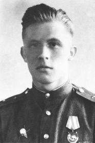 Васильев Василий Фёдорович, 01.04.1921-10.02.1984, лейтенант, штурман