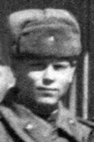 Бурнаев Николай Васильевич, 1922-?, мл. техник-лейтенант, механик по радио