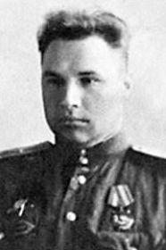 Васильев Иван Андреевич, 1919-? сержант, штурман
