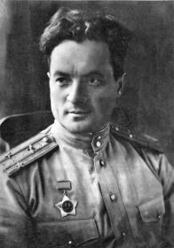 Васякин Марк Павлович, 1908-27.07.1944, подполковник, командир полка