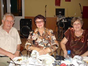 Бредихин с преподавателями нефтяного института