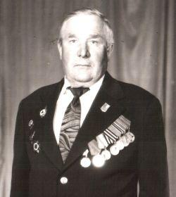 Тишков Михаил Яковлевич