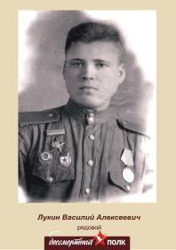 Лукин Василий Алексеевич