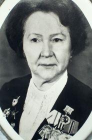 Бурылова Нина Матвеевна