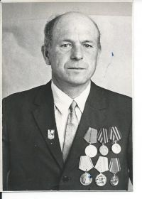 Чистов Петр Николаевич