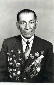 Евстигнеев Иван Александрович