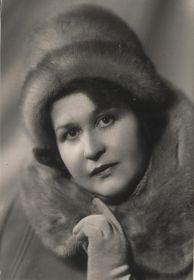 Цветкова Нина Тимофеевна