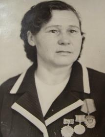Журавлева (Кочубеева) Зоя Александровна