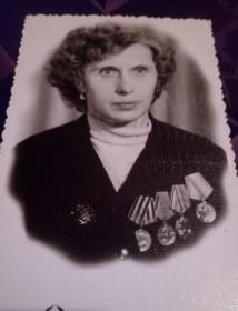 Белова Мария Ильинична