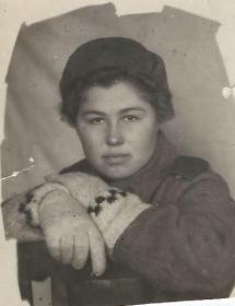 Егорова Нина Андреевна