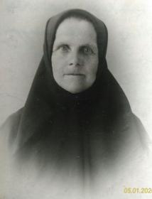 Щербакова Мария Андреевна