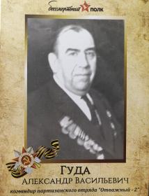 Гуда Александр Васильевич
