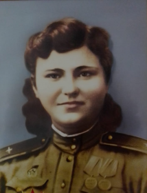 Колотухина (Чернова) Ольга Лукинична