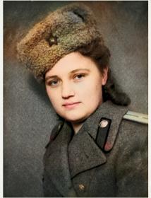 Николаева Клавдия Тимофеевна