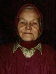 Мокроусова Антонина Михайловна